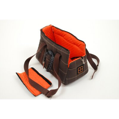 PetEgo Bitty Bag Pet Carrier in Brown
