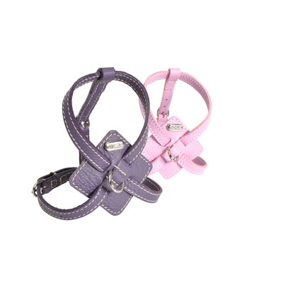 PetEgo Adjustable Calfskin Harness