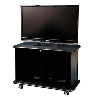 Sound Craft Plasma LCD Display Cabinet in Black