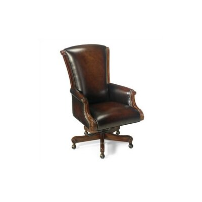 Seven Seas Seating Vincenzo High-Back Leather Executive Chair