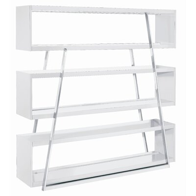 Nuevo Kira Multimedia Shelving Storage Rack
