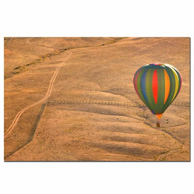 "Trademark Fine Art Lonesome Road Balloon by Aiana, Canvas Art - 16"" x 24"""