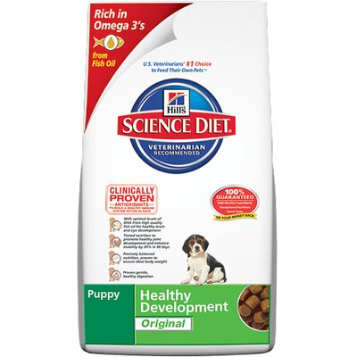 Hill's Science Diet Puppy Healthy Development Original Dog Food