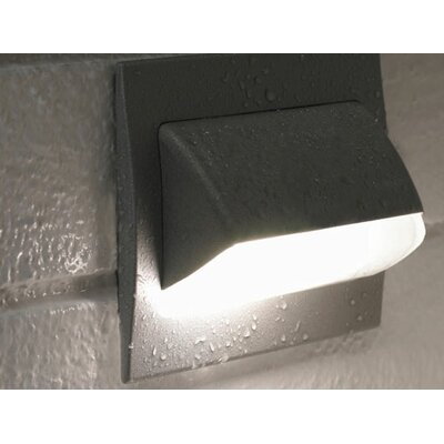 Blauet Tekno 1901 Recessed Wall Light Kit with Covering