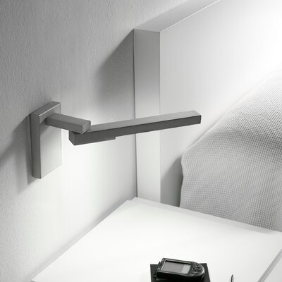 Blauet Metric Swing Arm Wall Lamp