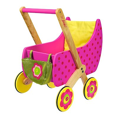 Dushi Push Car Doll Carrier