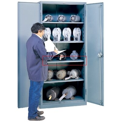Lyon Workspace Products Extra Shelves for 21&quot; Deep Cabinets
