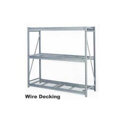 "Lyon Workspace Products 3 Tier Rack Units - (96""W x 30"" D x 60""H)"