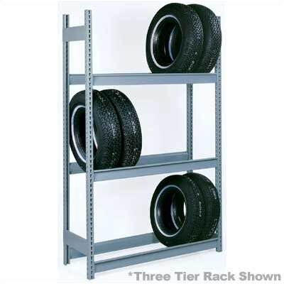 Lyon Workspace Products 3 Tier Auto Tire Rack Units