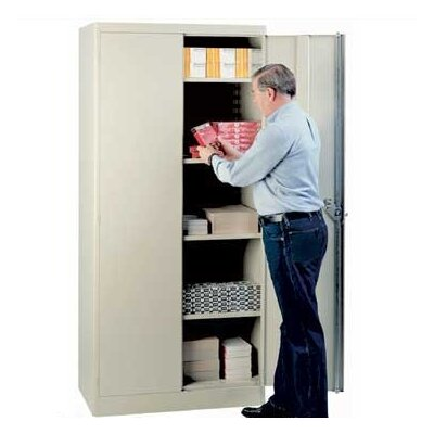 "Lyon Workspace Products Extra Shelf Set for 36"" W x 24"" D Storage Cabinets"