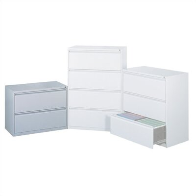 Storlie 2 Drawer Lateral File