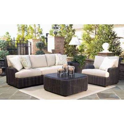 Whitecraft Aruba Deep Seating Group with Cushions