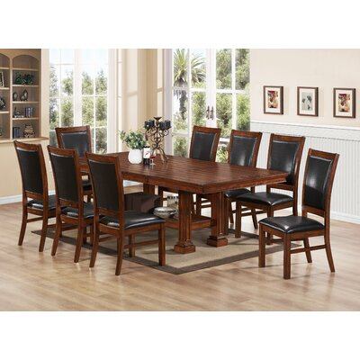 Legends Furniture Berkshire 9 Piece Counter Height Dining Set
