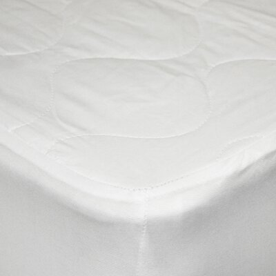 Ideal Comfort Cotton Waterproof Mattress Pad