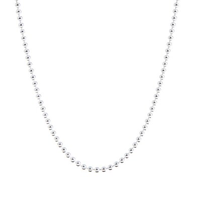 Sterling Essentials Sterling Silver 2mm Italian Ball Chain