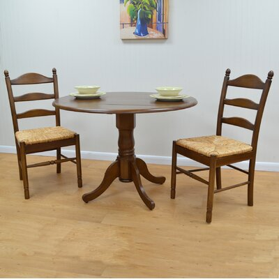Carolina Cottage Martha 3 Piece Dining Set