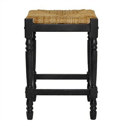 Carolina Cottage 3-Piece Hawthorne Pub Set in Antique Black