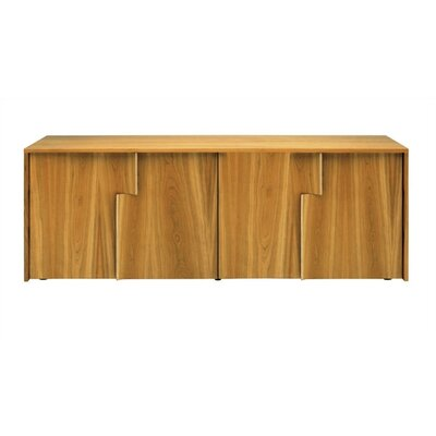 Blu Dot Drift Four Door Console Table