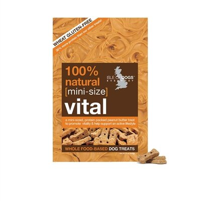 Isle of Dog Mini-Size Vital Biscuit Dog Treat
