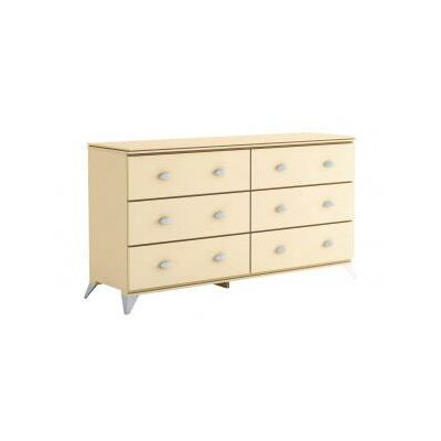 College Woodwork Fraser 6 Drawer Dresser