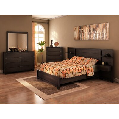 College Woodwork Grandview Panel Bedroom Collection