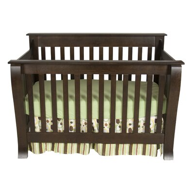 Kidz Decoeur Augusta 3-in-1 Convertible Crib