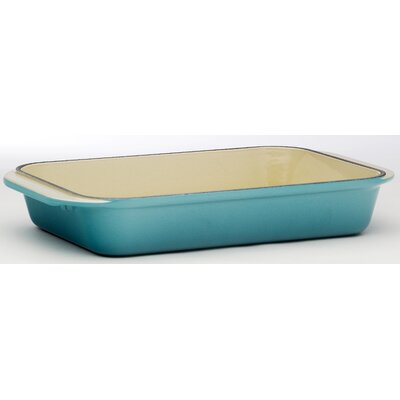 "Le Creuset 8"" x 11.75"" Rectangular Roaster"