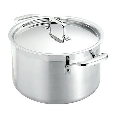 Le Creuset Stainless Steel Soup Pot