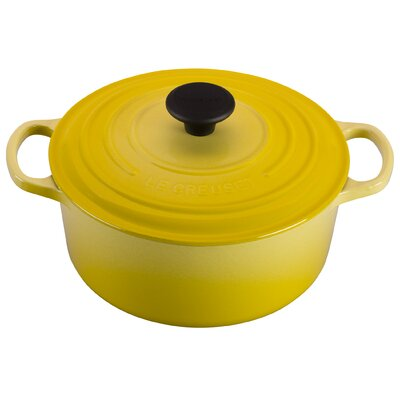 Le Creuset Enameled Cast Iron 4 1/2-Qt. Round Dutch Oven