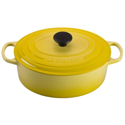 Le Creuset Enameled Cast Iron 5-Qt. Oval Dutch Oven