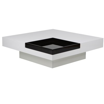 Whiteline Imports Tiffany Coffee Table Square