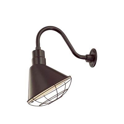 R Series 1 Light Angle Shade