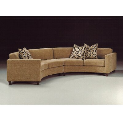 Thayer Coggin Design Classic II Left Chaise Sectional Sofa
