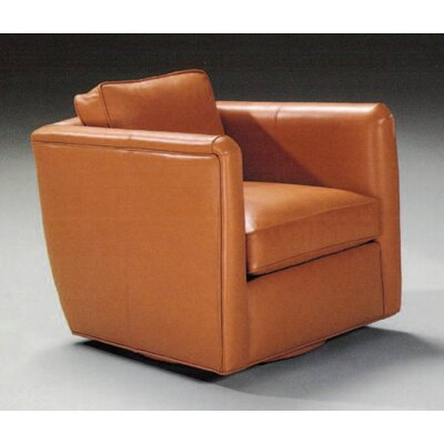 Thayer Coggin Stockton Memory Swivel Chair
