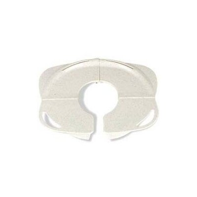Primo Folding Potty Seat with Handles in White