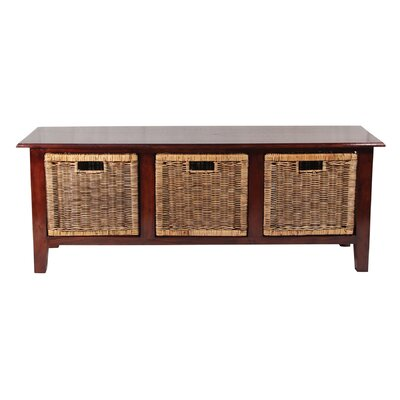 3 Drawer Low Boy Table
