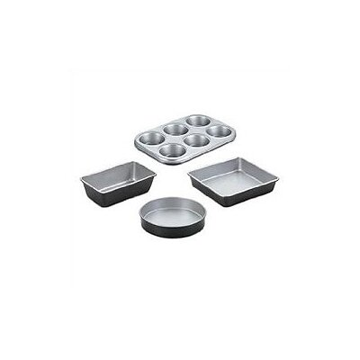 Cuisinart Chef's Classic™ Stainless Cookware 4 Piece Non-Stick Bakeware Set