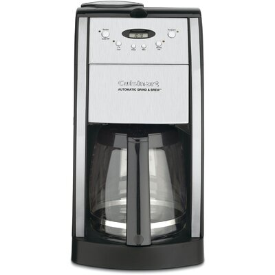 Cuisinart 12-Cup Grind and Brew Automatic Coffee Maker