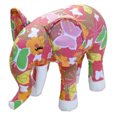 Allen Ave Color Zoo Ellis the Elephant Stuffed Toy