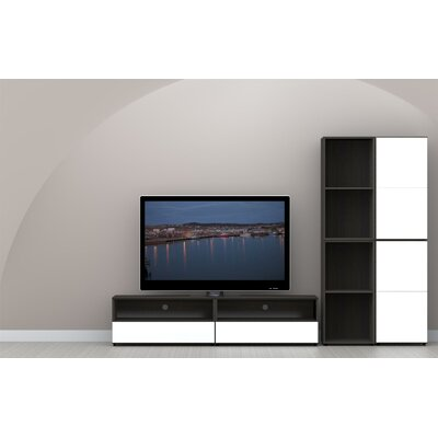Nexera Allure Entertainment Center