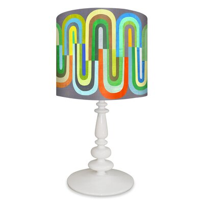 GreenBox Art U Are Funky Table Lamp