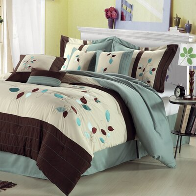 Newest 8 Piece Comforter Set