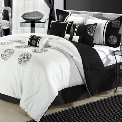 Willow 8 Piece Comforter Set