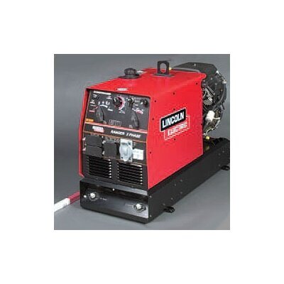 Lincoln Electric Ranger 3-Phase Welder/Generator with Kohler Engine,