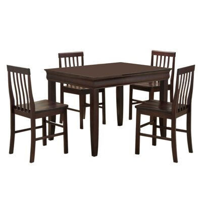 Home Loft Concept Ashlyn 5 Piece Dining Set
