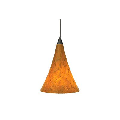 Tech Lighting Mini Melrose 1 Light Kable Lite Pendant