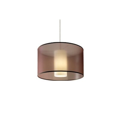 Tech Lighting Dillon 1 Light Mini Drum Pendant