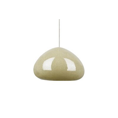 Tech Lighting River Rock Soft Round 1 Light Monorail Pendant