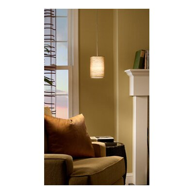 Tech Lighting Fab 1 Light Kable Lite Pendant