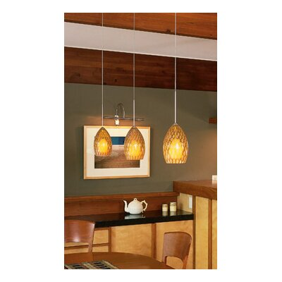 Tech Lighting Firebird 1 Light Pendant